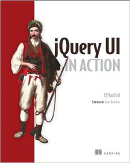 My jQuery UI in Action cover